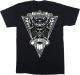 Regime Owl Shirt - Black